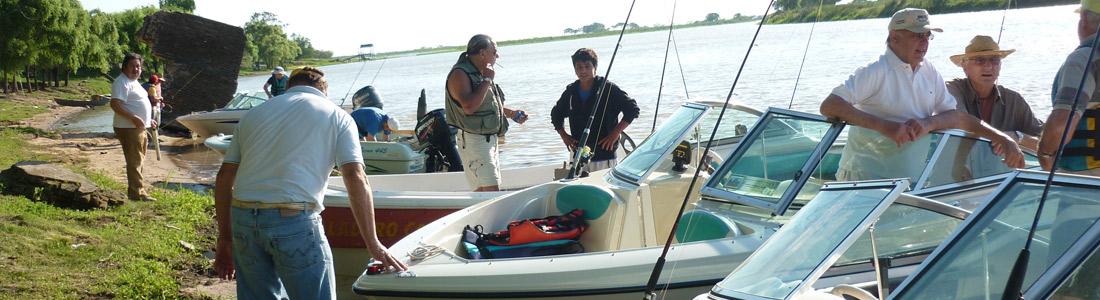 Guia de pesca y Caza